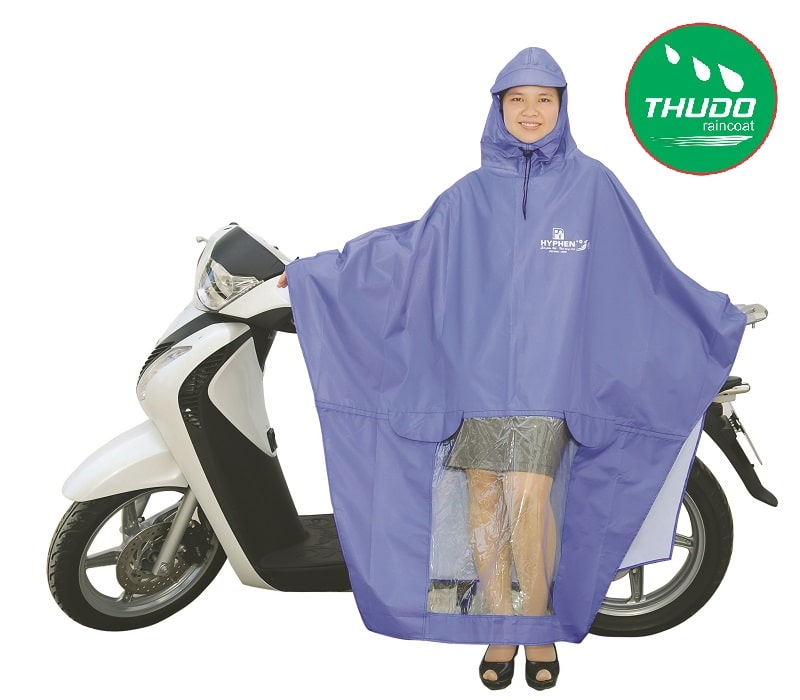 Áo mưa cánh dơi tại xưởng áo mưa Thủ Đô có chất lượng cao và giá rẻ