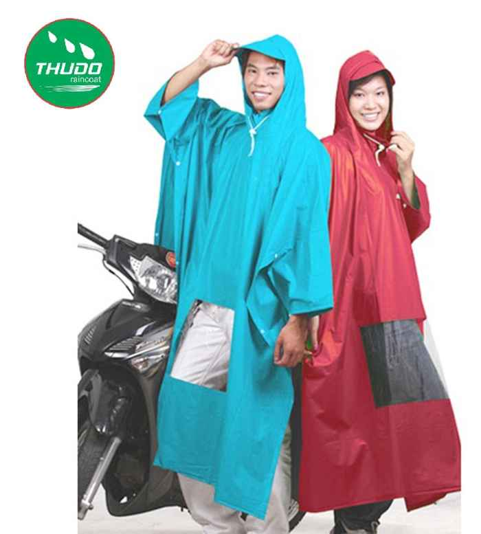Xưởng áo mưa Thủ Đô cung cấp đa dạng các loại mẫu mã áo mưa