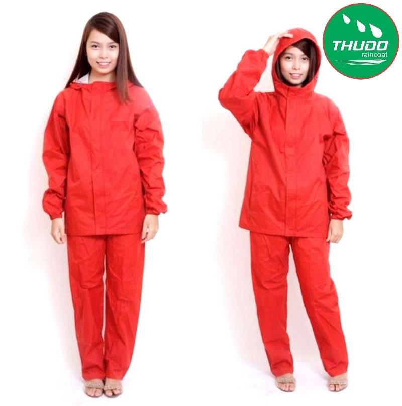 Đơn vị cung cấp các loại áo mưa bộ với giá cả hợp lý